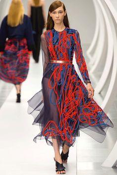 London Fashion Week in GIFs  (via @TheDebrief) by Greta Larkins of FASHGIF