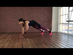 "STRONG BY ZUMBA™ with Jeanette Jenkins | Plank Jack Challenge | Song ""Zu..."
