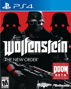 Wolfenstein: The New Order - PlayStation 4 - Available at Amazon.