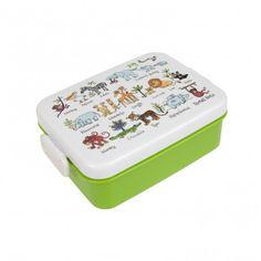 Jungle Lunch Box - verkrijgbaar bij The Grasshopper
