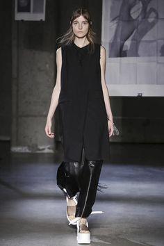 MM6 Maison Martin Margiela Ready To Wear Spring Summer 2015 New York  #NYFW #SS15 #RTW