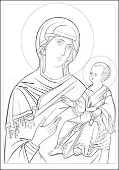 Byzantine coloring pages orthodox icons coloring pages 347169 feb byzantine icon coloring pages. see more ideas about byzantine icons, coloring books and coloring pages. Religious Icons, Religious Art, Writing Icon, Religion Catolica, Coloring Pages Inspirational, Cross Art, Spirited Art, Mary And Jesus, Byzantine Icons