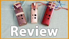 REVIEW: Halverson Wooden Ocarinas || David Erick Ramos