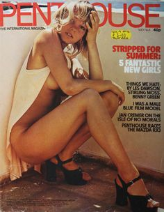porn vintage with magazine banana Women