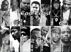 East Coast Vs. West Coast: How The Stanley Cup Final Compares To Gangsta Rap In The 90s
