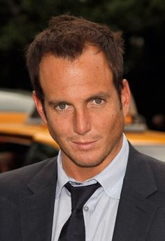 Will Arnett. Funny guy, married to the beautiful and hilarious Amy Poehler.