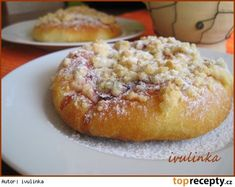 Koláče po babičce - My site Slovak Recipes, Czech Recipes, Russian Recipes, Ethnic Recipes, Sweet Recipes, Cake Recipes, Sweet Bar, Healthy Diet Recipes, Polish Recipes