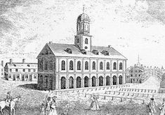 Boston 1775: Debates in Faneuil Hall over the Stamp Act