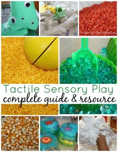 Ultimate Sensory Play Guide
