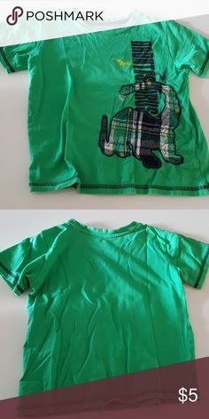 Green graphic shirt Green graphic tee Shirts & Tops Tees - Short Sleeve