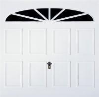 The Fort GRP Eastbourne Gloss White garage door - classic durable and from only £  sc 1 st  Pinterest & Stockton Cross Waterford Cathedral Cascade - the windows ... pezcame.com