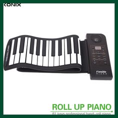 61 Keys Sound Electronic Piano Loud Speaker Convenient Midi Keyboard Controller piano Musica Teclado For Beginners And Pianist