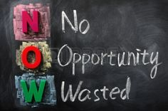 Acronym Of NOW For No Opportunity Wasted On A Blackboard Stock Photo, Picture And Royalty Free Image. Spiritual Words, Healing Words, Life Quotes Pictures, Word Pictures, Reminder Quotes, Words Quotes, Sayings, Work Motivational Quotes, Inspirational Quotes