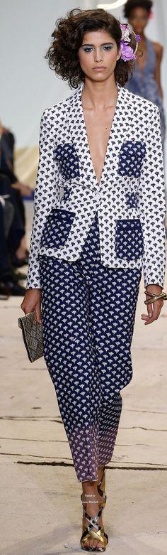 Diane von Furstenberg Collection Spring 2016 Ready-to-Wear