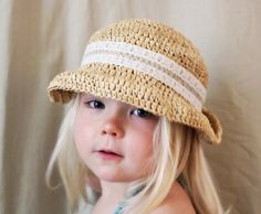 Ravelry: The Maisie Sun Hat pattern by Naturally Nora