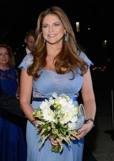 Princess Madeleine pregnant at New York Green Summit and Royal Gala Award Dinner