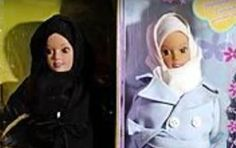 Iranian toymakers are using Chinese analogues of the American Barbie dolls to make their own versions whose looks and attire would resemble those of their own kids, Iranian news agency ISNA reported.