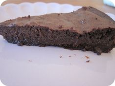 Verdens bedste chokoladekage (LCHF hvis man vil) 23 kh i hele kagen Low Carb Recipes, Real Food Recipes, Cake Recipes, Cream Cheeses, Fudge, Ketogenic Diet, Dessert Mousse, Cheesecake, Good Food