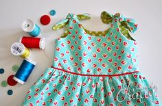 Adorable Itty Bitty Turquoise Dress