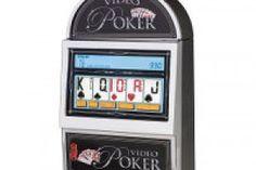 Touchscreen Home Video Poker Machine