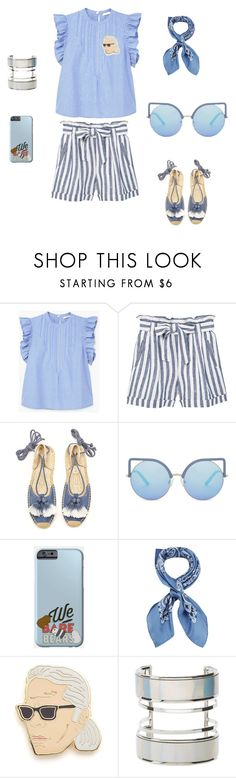 """blue summer"" by julie62129 on Polyvore featuring mode, MANGO, Matthew Williamson, Manipuri, Georgia Perry et Charlotte Russe"