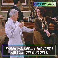 Karen Walker Quotes to Rosario | Share