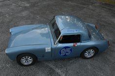 1961 Austin-Healey Sebring Sprite Vintage Race Car Boldride.com - Pictures, Wallpapers
