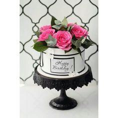 40 отметок «Нравится», 1 комментариев — Irina Kubarich (@irinakubarich) в Instagram: «Тортик-букет для любимой подружки))) Ликушкин @shirokikhlika С Днем Рождения !!! УРА)))))…»