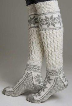 Oh, those socks!