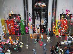 . Merci Store, Concept Store Paris, Merci Paris, Interior And Exterior, Interior Design, Paris Design, Shop Interiors, Pop Up, Retail