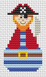 Many supercute children's cross stitch patterns <3