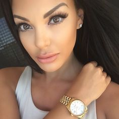 Thank u @crotonwatch for always hooking me up with your amazing watches!!!  #goldeverything
