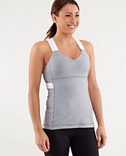 lululemon for yoga - so many great tanks