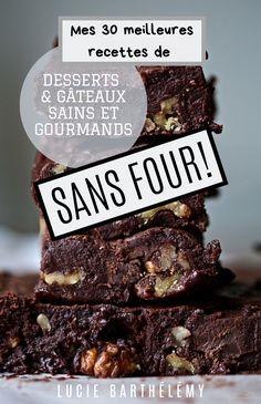 Mon premier livre de recettes sucrées sans four est sorti! Il s'agit d'un ouvrage de 95 pages avec 30 douceurs saines et gourmandes pour se faire plaisir!  Les desserts sont cuits au micro-ondes, à la poêle, à la casserole, ou pas cuits du tout... Les recettes parfaites pour des petites cuisines d'étudiants ou pour les plus pressés! Four, Food To Make, San, Desserts, Recherche Google, Recipe Books, Desert Recipes, Oven, Meals