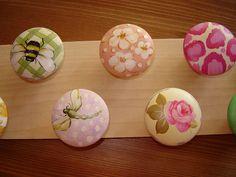 More Hand-Painted Knobs by circadesignstudio, via Flickr