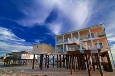 beach houses in Alabama