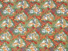 Liberty Tana Lawn - Amy Jane B | buy in-store and online from Ray Stitch