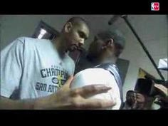All-Access: LeBron James and Tim Duncan, 2007.