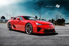 LFA......yeah, i still want one.