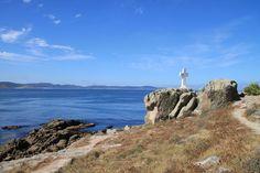 Le Cap Roncudo, côte de la Mort, Galice