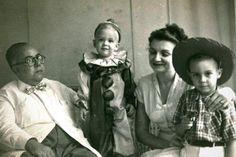 Familia de Carlos M. Eire. Havana Cuba (from the book Waiting For Snow In Havana)