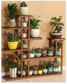 30 Best Patio Garden Design Ideas and Low Maintenance – Small Balcony Decor Ideas 53 The Best Cinder Block Garden Design Ideas In Your Frontyard 35 Classic Mexican Planters Ideas Perfect to your interior Very Beautiful Diy Wooden Pallets Shelf Fresh Ide Indoor Plant Shelves, Indoor Plants, Indoor Gardening, Balcony Gardening, Vegetable Gardening, Shelves For Plants, Tiered Plant Stand Indoor, Organic Gardening, Indoor Cactus