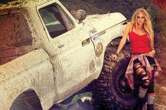 Fox Racing Girls
