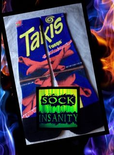 Custom made just for you! #sockinsanity #storenvy #takis #elites Under Armour Outfits, Nike Under Armour, Nike Elite Socks, Nike Socks, Tall Socks, Basketball Socks, Custom Socks, Crazy Socks, Fashion Socks