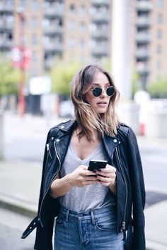 the perfect leather jacket @mackage