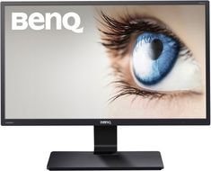 """Úsporný 21,5"""" LED monitor pro každodenní použití, nabízí autentické barvy, hlubší černé odstíny, jasnější kontrast a ostřejší detaily; poměr stran 16:9; rozlišení 1920 x 1080 bodů, jas 250 cd/m2, 16,7 milionu barev, kontrast 3000:1, doba odezvy 5 ms, pozorovací úhly 178°, dynamický kontrast 20M:1; konektory: VGA, 2x HDMI, technologie Low Blue Light a Flicker-free."""