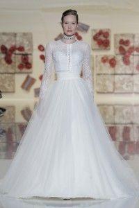Jesús Peiró - Barcelona Bridal Fashion Week
