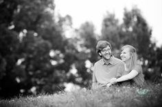 Pittsburgh engagement session, Schenley Park