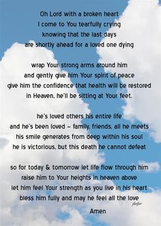 This morning a man I only met once shared on Facebook and said goodbye to family and friends.  My heart breaks - such a wonderful man!! V-DennisP).jpg