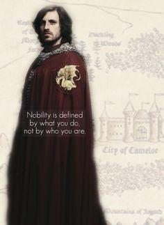 Sir Gwaine.